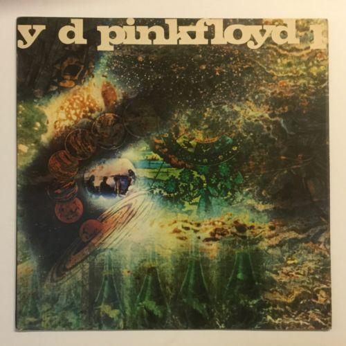 Pink Floyd   Saucerful Of Secrets 1st UK STEREO K T 1968  SOLD IN UK    Vinyl LP