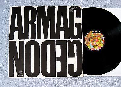 ARMAGGEDON   SAME   100  ORIGINAL ON KUCKUCK LABEL RARE KRAUTROCK PROG LP