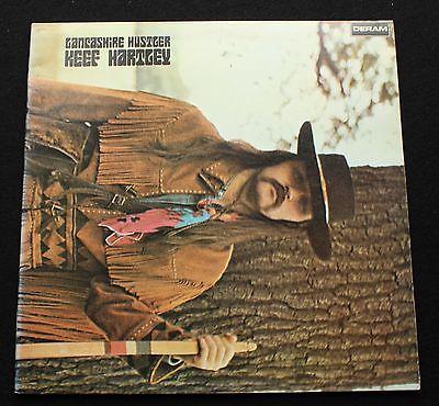 KEEF HARTLEY Lancashire Hustler UK Deram 1973 1st pressing MINT  LP Blues Psych
