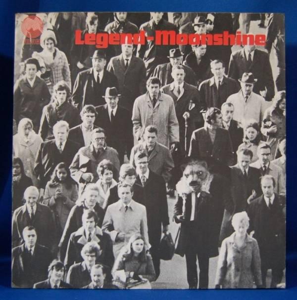 LEGEND Moonshine UK Swirl Vertigo 1971 ORIG LP Psych Prog Insane Rarity NM NM