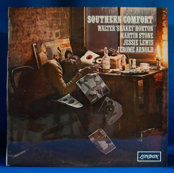 SOUTHERN COMFORT UK 1969 ORIG LP SHAKEY HORTON MIGHTY BABY Psych Acid Blues