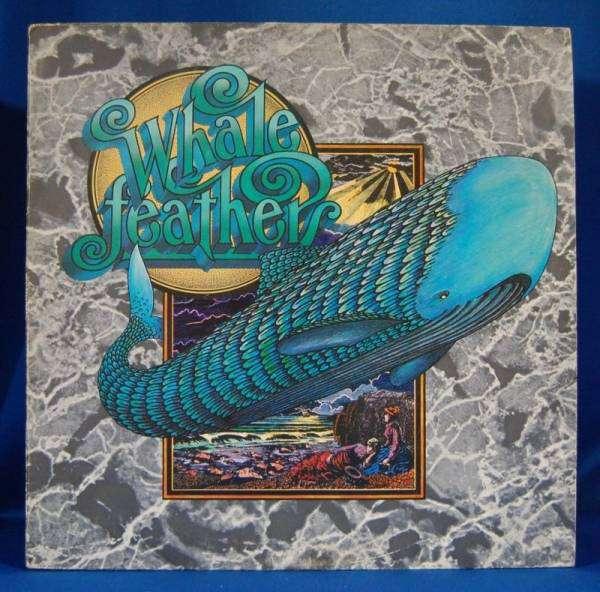 WHALEFEATHERS S T UK Blue Horizon 1971 ORIG LP Heavy Prog Blues Psych NM vinyl