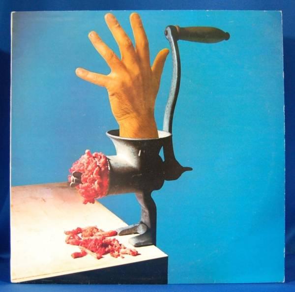 ZAPPATTA SCHMIDT UK 1971 ORIG LP Heavy Psych Funk Prog Jazz Rock EDDY GRANT Rare
