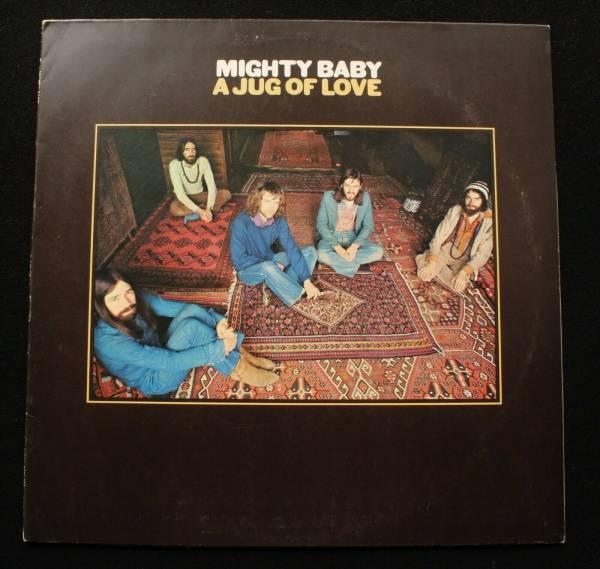MIGHTY BABY A Jug Of Love UK Blue Horizon  71 1st Pressing  MINT  LP w INSERT