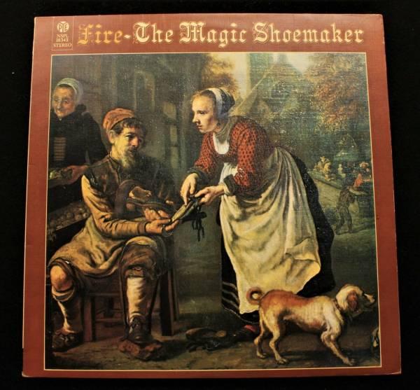 FIRE The Magic Shoemaker UK Pye 1969 1st pressing Psych LP Ultra Rare    MINT