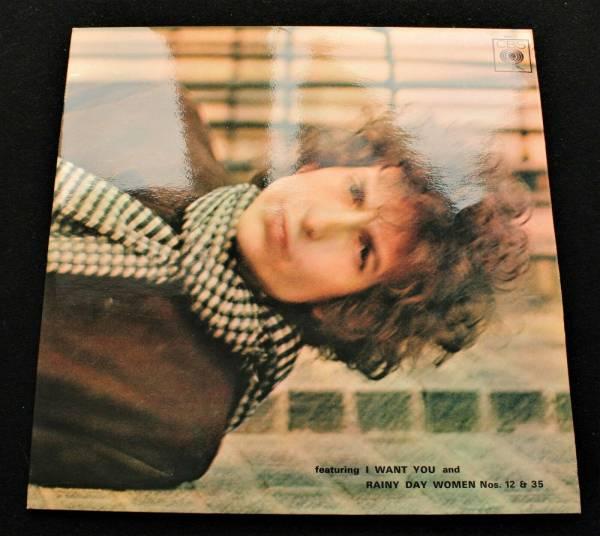 BOB DYLAN Blonde On Blonde UK 1966 1st Pressing MONO d LP  MINT  Exceptional