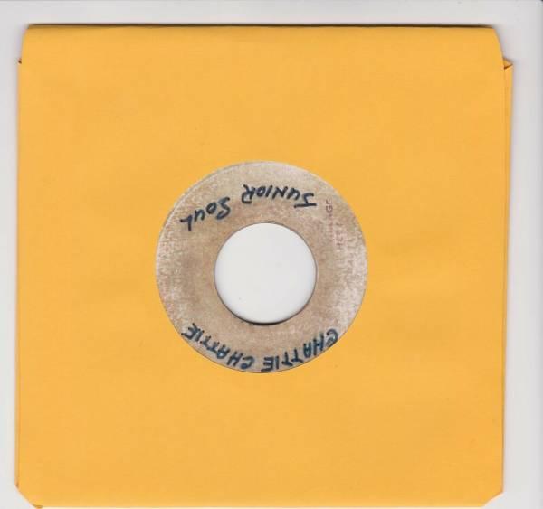 BLANK  CHATTIE CHATTIE    JUNIOR SOUL    MAGIC TOUCH  68 ROCKSTEADY SKINHEAD 7