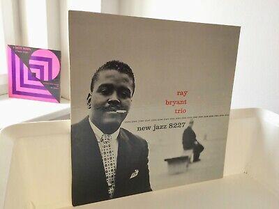 RAY BRYANT TRIO   SAME   NEW JAZZ  8227   MONO PURPLE   DG   VAN GELDER  SUPERB