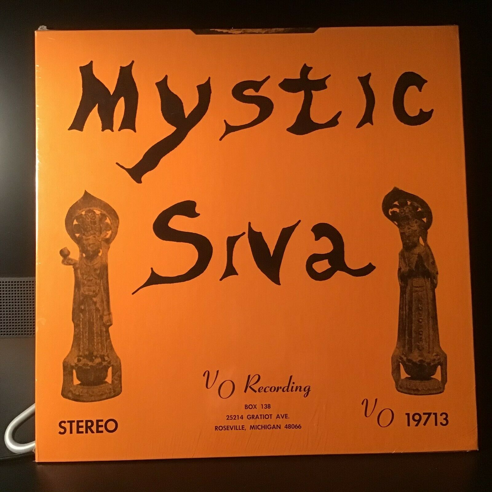 NEW Ultra Rare PYSCH LP   MYSTIC SIVA ORIGINAL USA VO 19713