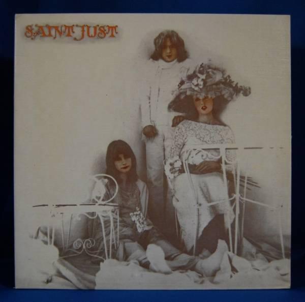SAINT JUST S T ITALY Harvest 73 ORIG LP Female Folk Prog Bizarre Psych gem