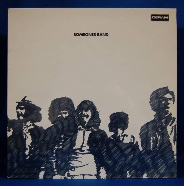 SOMEONES BAND S T UK Deram 1970 ORIG LP Terrific Heavy Blues Psych Prog Grail
