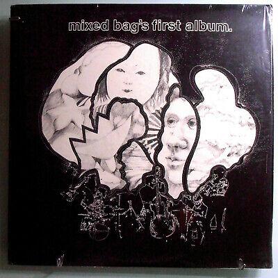 MIXED BAG S FIRST ALBUM MEGA RARE ORIG 76 JAZZ FUNK LP ON TRIBE LABEL N M SHRINK