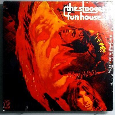 THE STOOGES FUNHOUSE INSANELY RARE SEALED ORIG 70 U S  ELEKTRA LP ROCK MILESTONE