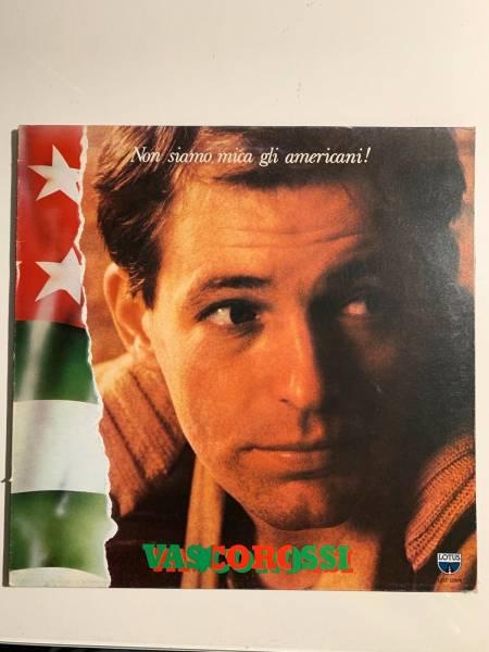 Vasco Rossi  Non siamo mica gli americani  1979  Lotus  LOP 12804 1