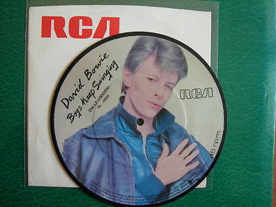 DAVID BOWIEBOYS KEEP SWINGING SUPER RARE 7 SPANISH PROMO 1979 ONLY SPAIN NM