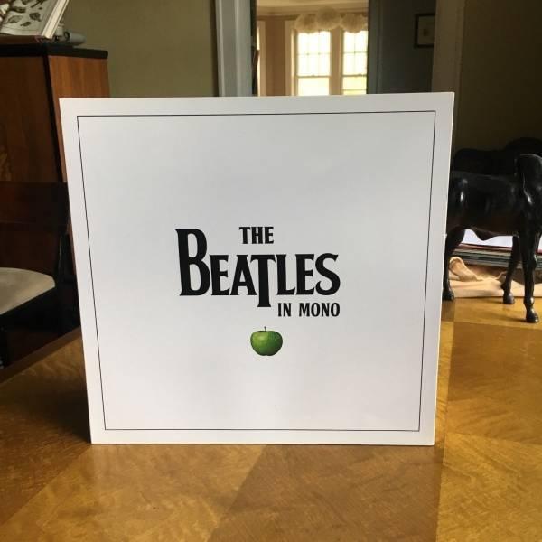 The Beatles In MONO  14 LP Box SetNear Mint Original Packaging180g vinyl OOP
