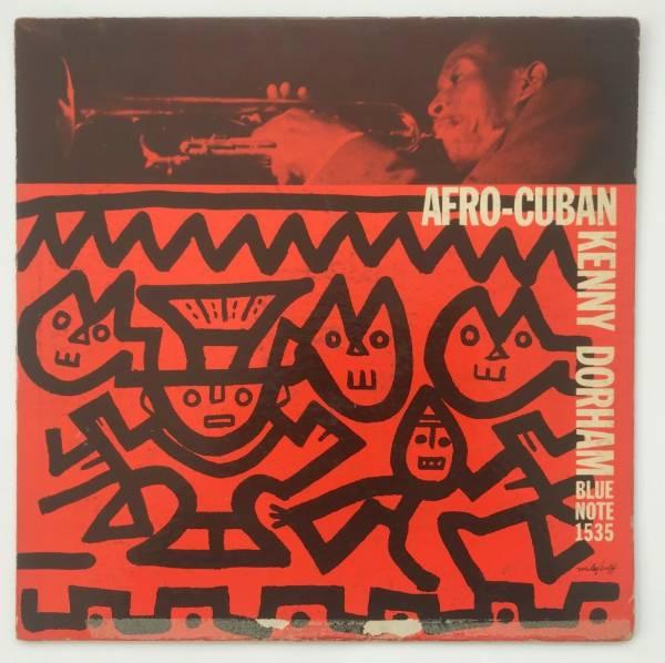 Kenny Dorham Afro Cuban MONO LP Blue Note 1535 Lexington DG RVG Ear P Flat Edge