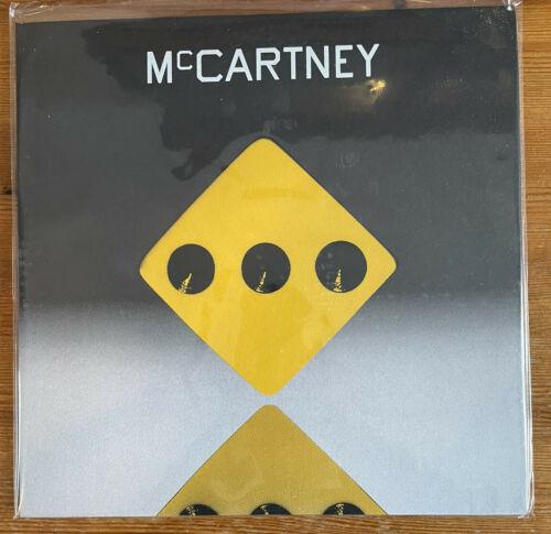McCartney iii  3  Third Man Records 333 Limited Edition Brand New LP Yellow Rare