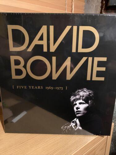 David Bowie 5 Years   Vinyl LP   s Boxset   Mega Rare