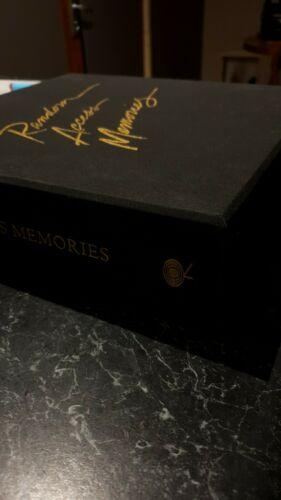 Daft punk random access memories deluxe vinyl boxset