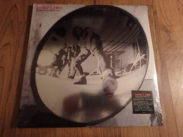Pearl Jam   Rearviewmirror 4 LP set record vinyl sealed NEW RARE