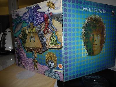 DAVID BOWIE DAVID BOWIE PHILLIPS LP UK 1969 ORIG PENNY START NO RESERVE   RARE