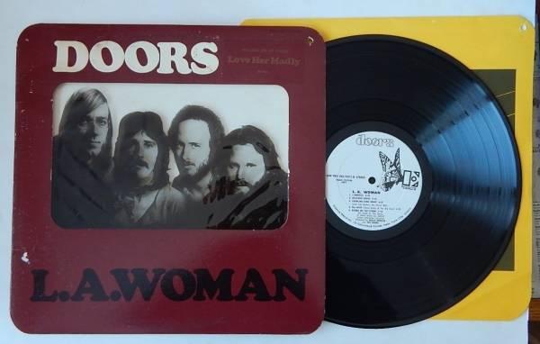 DOORS : Vinyl CD Price Guide Collectors Value