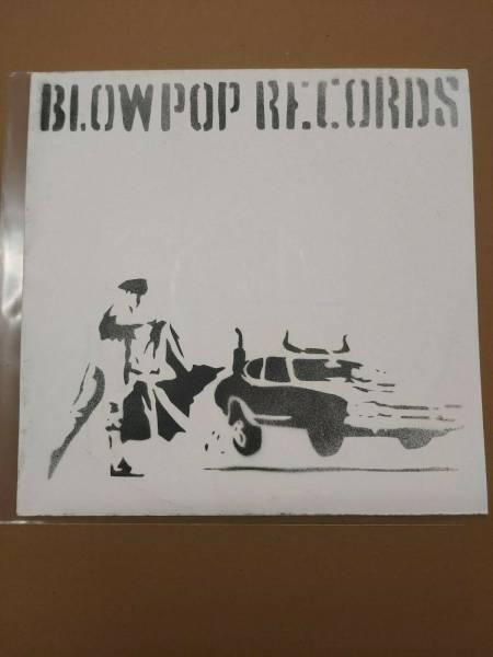 Banksy Original Blowpop Records lp pow dismaland peckham rock