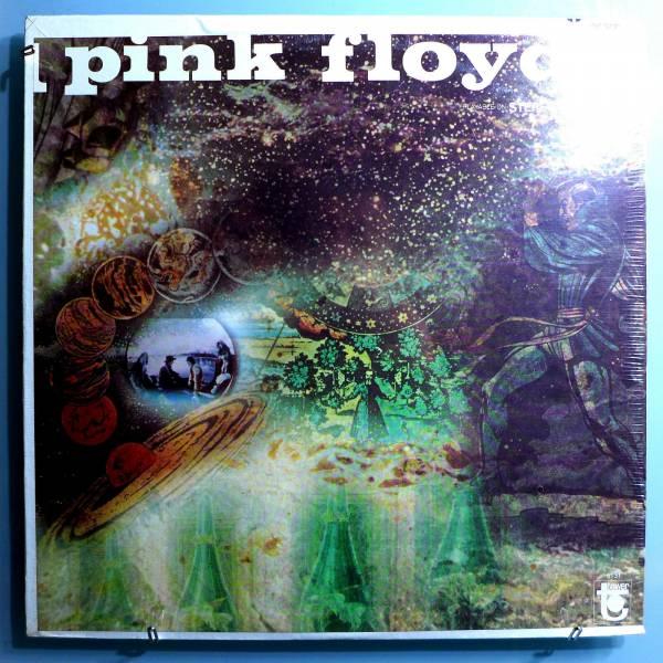 PINK FLOYD w SYD BARRETT SAUCERFUL SECRETS INSANELY RARE SEALED ORIG 68 TOWER LP