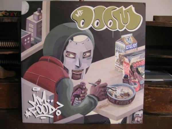 MF Doom MM     Food 1st Pressing 2004 Rhymesayers Fat Beats EX EX RSE0051 1