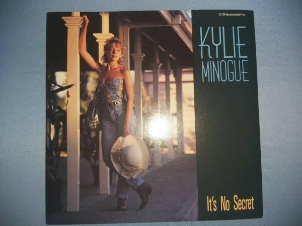 It s No Secret Kylie Minogue  7  Vinyl Mint condition VERY RARE