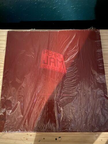 Pearl Jam Live Benaroya Hall Vinyl October 22  2003 Used Good Condition