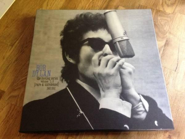 Bob Dylan 5x LP Box The bootleg series Vol 1 3 Rare  unreleased ALL NEAR MINT