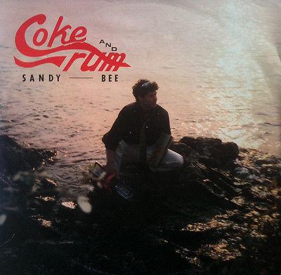 Sandy Bee                 Coke And Rum Mega Rare 12  Italo Disco LP Italy Time Label Listen