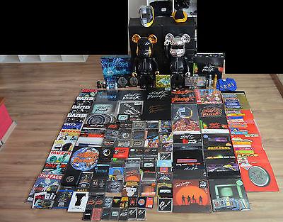 Daft Punk MEGA COLLECTION  MAKE A OFFER  Vinyl Cd Figure