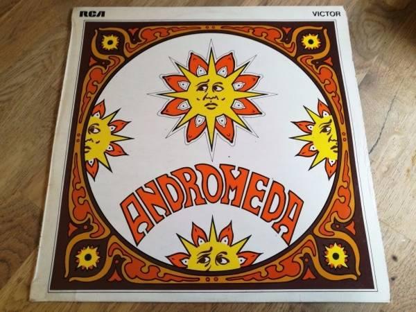 Andromeda LP Same UK RCA victor 1st press PROG BLUES GEM FULLY PLAYGRADED