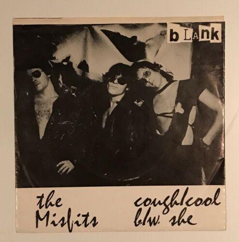 The Misfits   Cough Cool 7    Vinyl Original 1st Press 1977   Holy grail of punk