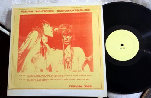 Rare LP The Rolling Stones   C cksucker Blues KORNYFONE TKRWM 1822 NM Not TMOQ