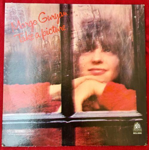 Margo Guryan Lp  Take A Picture  Original Press  Folk   Psych Bell Records  EX