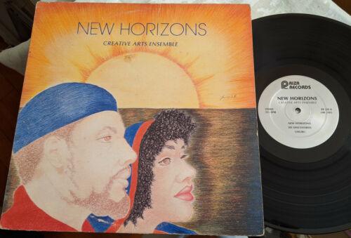 RARE Indie Spiritual Jazz LP CREATIVE ARTS ENSEMBLE   New Horizons RIZA VG ORIG
