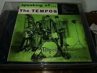 THE TEMPOS speaking of JUSTICE LP 1966  KILLER CRUDE ALABAMA GARAGE PUNK HEAR