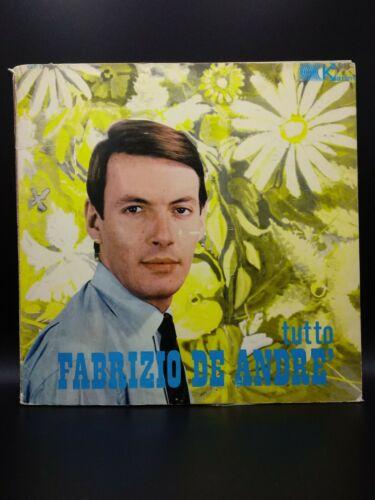 Vinile 33 Giri Fabrizio De Andr   Tutto Fabrizio De Andr