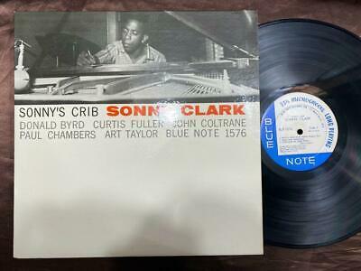 SONNY CLARK SONNY S CRIB BLUE NOTE INC  BLP 1576 RVG EAR 9M DG MONO US LP