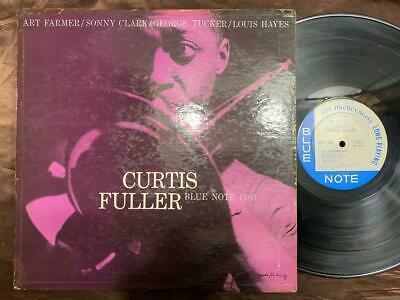 CURTIS FULLER VOL  3 BLUE NOTE BLP 1583 RVG EAR DG No R MONO US Vinyl LP
