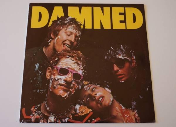 The Damned ST Original 1977 Australian 12 Promo LP Rare NM Oz Stiff Punk Gem