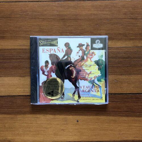Ataulfo Argenta   Espana CD   Classic Records 1995   20 bit   24k   Sealed