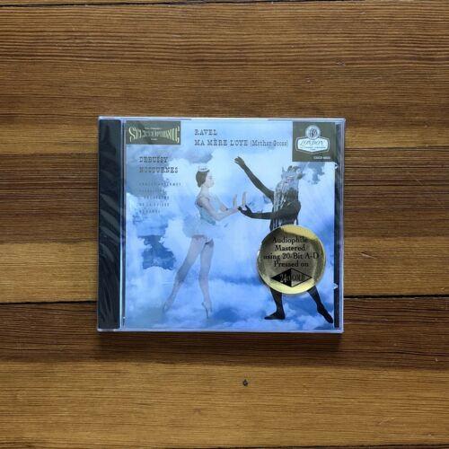 Debussy Ansermet Nocturnes CD   Classic Records 1995   20 bit   24k   Sealed