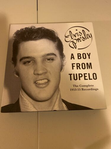 Elvis Presley A Boy From Tupelo HOLY GRAIL of FTD Releases   GIANT BOOK  CD s