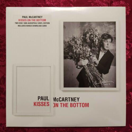 Paul McCartney   Kisses On The Bottom 2 LP Vinyl 180gr  SEALED