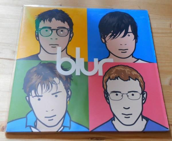 BLUR   The Best Of  EX  EX   original FOOD double LP  UK 2000